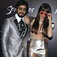 Thaila Ayala e Renato Góes combinam look para ir ao Baile da Vogue 2018