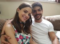 'BBB18': noiva de Lucas aparece sem aliança após DR entre empresário e Jéssica