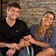 Preta Gil e Rodrigo Godoy foram os convidados do programa 'Superbonita' especial 'Dia dos Namorados'
