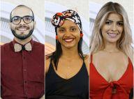 'BBB18': Mahmoud enfrenta Paredão com Gleici e Jaqueline. 'Vou me vingar'