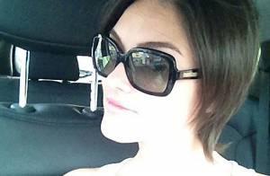 Isabelle Drummond muda o visual para novela: atriz desfila cabelo 'joãozinho'