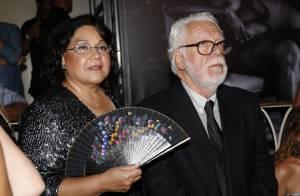 Mulher de Manoel Carlos nega afastamento do autor de 'Em Família': 'Está ótimo'