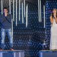 Davi (Humberto Carrão) e Manuela (Chandelly Braz) precisam fazer seu aplicativo bombar para vencerem o concurso, em 'Geração Brasil'