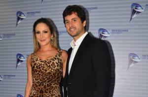 Claudia Leitte vai curtir o marido após jogo do Brasil: 'Noite dos namorados'