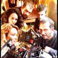 As atrizes passaram 18 dias em Trindade, uma vila pesqueira em Paraty, na Costa Verde do Rio de Janeiro, filmando o longa