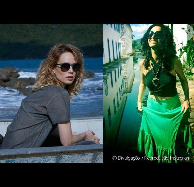 Claudia Ohana e Mariana Ximenes protagonizam cena de sexo no longa-metragem 'Zoom', de Pedro Morelli. 'Aos 50 anos perdi a minha virgindade cênica com mulher', brinca a atriz