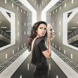 Claudia pode ser vista na série 'PSI', exibida pelo canal a cabo HBO Brasil