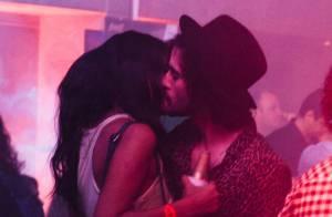 Fiuk é fotografado aos beijos em festa de hotel no Rio após jogo do Brasil