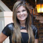Cristiana Oliveira perde 27 kg e conta mudanças de peso em livro: 'Satisfeita'
