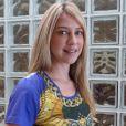 Luana Piovani fica mais loira para papel em série policial na Globo