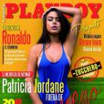 A modelo também foi destaque da revista publicada na Venezuela