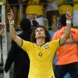 Brasil derrota a Colômbia por 2 a 1, com gols de Thiago Silva e David Luiz, e avança à semifinal da Copa do Mundo