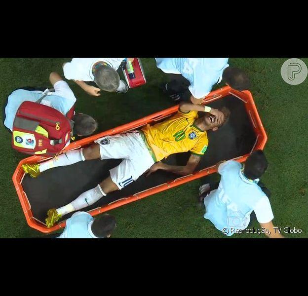 Colombiano que machucou Neymar não será punido pela Fifa