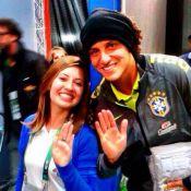 Namorando, David Luiz adere ao movimento pró-virgindade 'Eu escolhi esperar'
