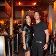 Juliana Paes é casada com o empresário Carlos Eduardo Bartista