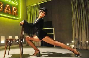 Aline Borges diz que aula de dança para 'Vitória' aumentou a libido: 'Deu fogo'