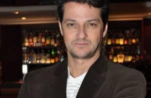 Prestes a ser pai de gêmeos, Marcelo Serrado faz 46 anos longe do Carnaval