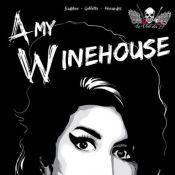 Amy Winehouse e Kurt Cobain são homenageados com biografia em quadrinhos