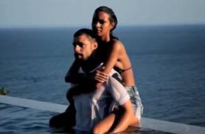 Cauã Reymond é clicado para campanha em clima de romance com modelo