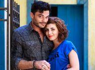Mulher de Kiko Pissolato está grávida e ator comemora: 'Desejo antigo'
