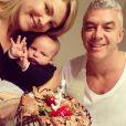 Ana Hickmann é casada com o empresário Alexandre Corrêa