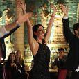 Carol Castro foi a vencedora da última edição do 'Dança dos Famosos'