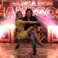 Rodrigo Simas fez pose para ser clicado para a vinheta do 'Dança dos Famosos'