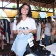 Giovanna Antonelli vai realizar seu bazar entre os dias 06 e 09 de agosto, em São Paulo
