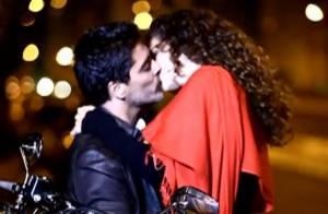 Junno Andrade, namorado de Xuxa, protagoniza cenas quentes com morena em clipe