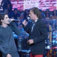 Fábio Jr. já dividiu o palco com Fiuk no programa 'Altas Horas', da Globo. Pai e filho impressionam pela semelhança