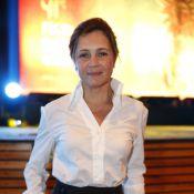Adriana Esteves deixa elenco da novela 'Favela Chique', da TV Globo