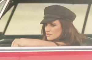 Penélope Cruz aparece em vídeo sexy para lançar campanha de lingerie