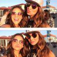 Bruna Marquezine e Stephannie Oliveira compartilham fotos da viagem de Los Angeles no Instagram