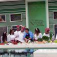Os participantes do 'Super Chef Celebridades' já tiveram o primeiro workshop