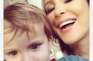 Rafael, filho caçula da cantora Claudia Leitte, completa 2 anos. Veja fotos!