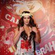 Megan Fox veio ao Brasil a convite da cervejaria