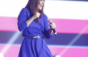 'Criança Esperança': Ivete Sangalo aposta em vestido assimétrico. Veja os looks!