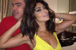 Juliana Paes posa com decote ousado para capa de revista: 'De cair o queixo'