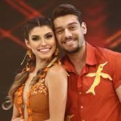 Lucas Lucco e professora do 'Dança dos Famosos' estão se conhecendo melhor