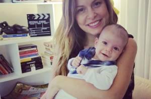 Bárbara Borges recupera a boa forma, dois meses após dar à luz: 'Perdi 10 kg'