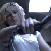 Scarlett Johansson festeja papel em 'Lucy': 'Sortuda por ser super-heroína'