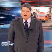 Datena é afastado pela Band após brigar com Milton Neves: 'Fora de si'