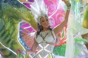 Carnaval: veja as fantasias mais bonitas das famosas que desfilaram na Sapucaí