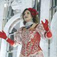 Rosamaria Murtinho desfilou pela Imperatriz Leopoldinense