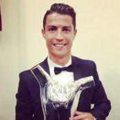 Cristiano Ronaldo é eleito o melhor jogador da Europa: 'Que alegria!'