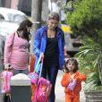 Grazi Massafera e Cauã Reymond têm uma relação amigável por causa da filha, Sofia, de 2 anos