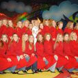 O 'cargo' de paquita comemora 30 anos em 2014. Nos anos 80 e 90, várias adolescentes brasileiras sonhavam ser assistente de palco de Xuxa Meneghel