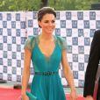 Kate Middleton usou o vestido em um concerto olímpico, em 2012
