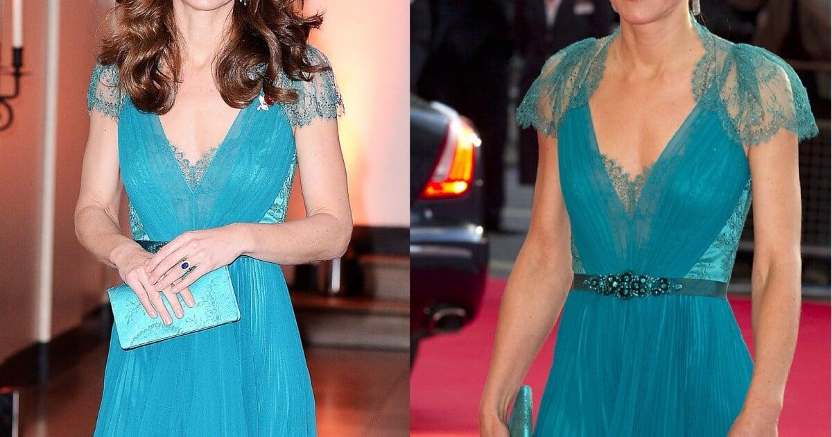 b48668a37a Kate Middleton repete vestido e sapato usado em 2012 em evento com o  príncipe William - Purepeople