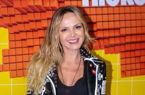 Eliana não teme que filhos sejam artistas: 'Vão curtir bastidores de música, TV'